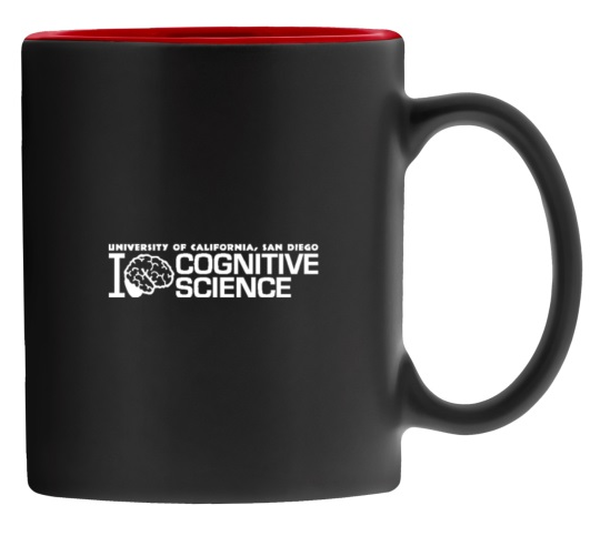 Black Cognitive Science mug