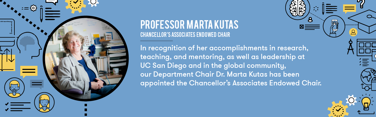 Dr. Kutas Chancellor's Associates Endowed Chair