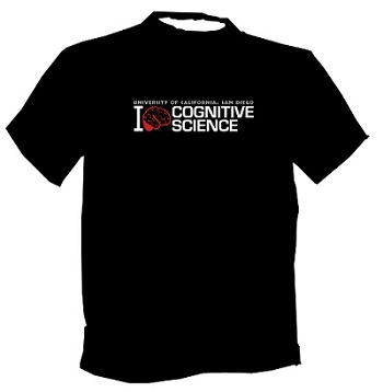 Black Cognitive Science shirt
